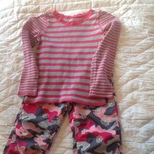 Girl's, Oshkosh pants and top, size 6